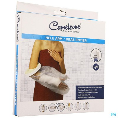 Cameleone Aquaprotection Volledige Arm Transp M 1