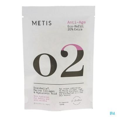 Metis Anti-age 02 Refill V-caps 72