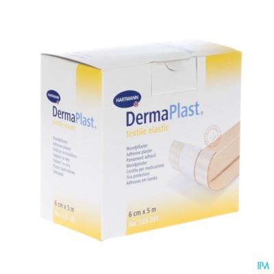 Dermaplast Hosp Textile Elastic 6cmx5m 1 5352611
