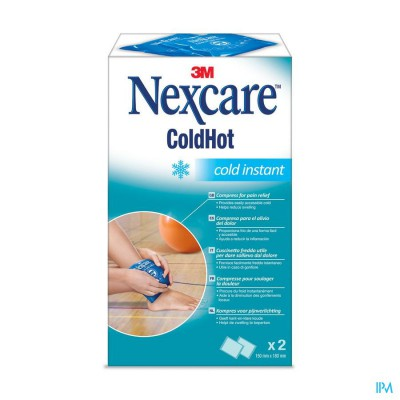 N1574d Nexcare Coldhot Cold Instant Double Pack
