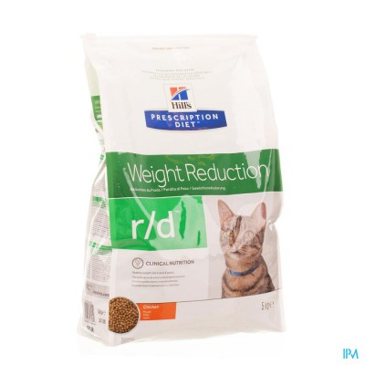 Hills Prescrip.diet Feline Rd 5kg 4318m
