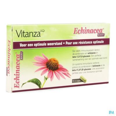 Vitanza Hq Echinacea Boost V-caps 15