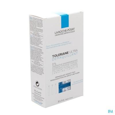 La Roche Posay Toleriane Ultra Demaq Monodoses 30x5ml