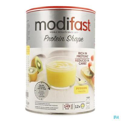 Modifast Protiplus Pudding Vanille 540g