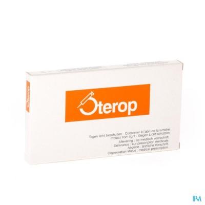 Apomorphine Hcl Amp 10x 5mg/1ml