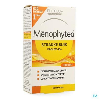 Menophytea Platte Buik Comp 60