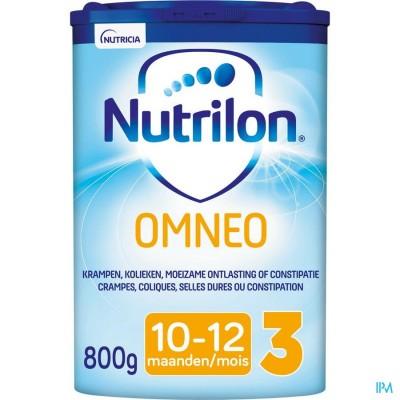 Nutrilon Omneo 3 poeder 800g Opvolgmelk