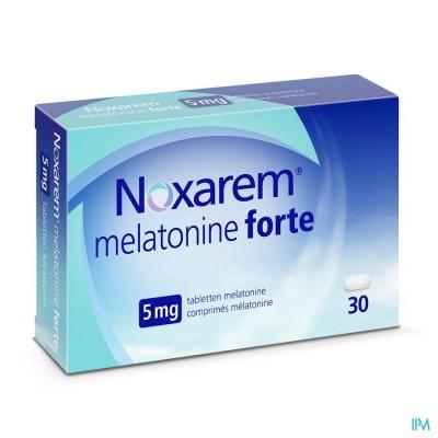 Noxarem Melatonine Forte 5mg Comp 30