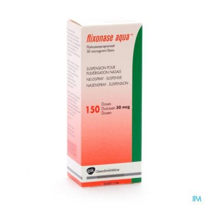 Flixonase Aqua Doses 150x50mcg