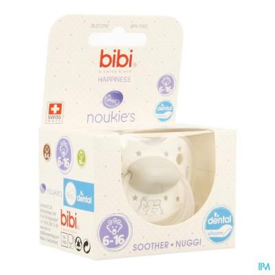 Bibi Noukie's Fopspeen Dental Stars Ng 6-16m