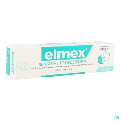 elmex® Sensitive Professional Tandpasta Tube 75ml
