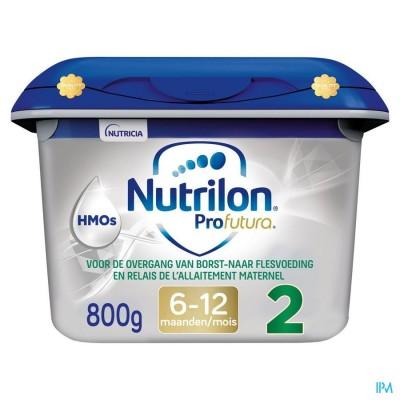 Nutrilon Profutura 2 Pdr 800g Nf