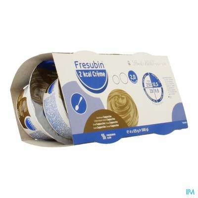 Fresubin 2 Kcal Crème 125g Cappuccino