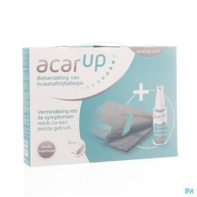 Acar Up Huisstofmijt Kit Uno 1 Textiel+spray 100ml