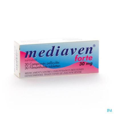 Mediaven Forte Comp 30 X 30mg