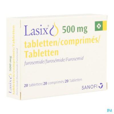 Lasix 20 Tabl 500mg