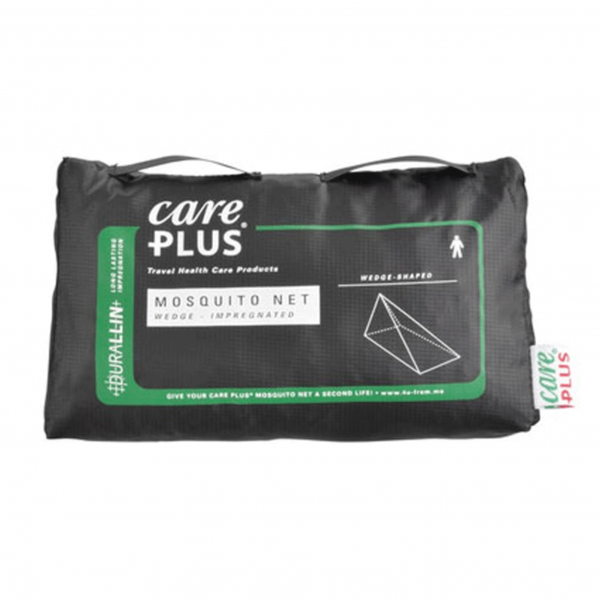 Care Plus Mosquito Net Wedge Durallin 1 Pers
