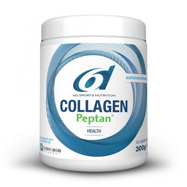 6d Sixd Collagen Peptan 300g