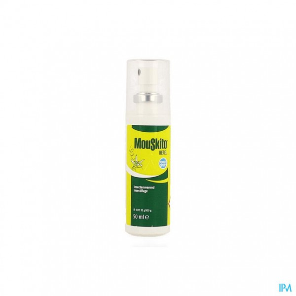 Mouskito Repel Spray 50ml 20%