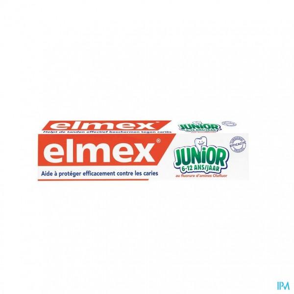 ELMEX® JUNIOR TANDPASTA TUBE 75ML