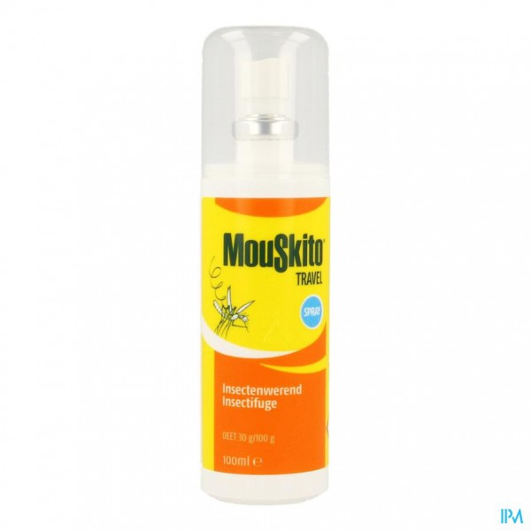 Mouskito Travel Spray 100ml