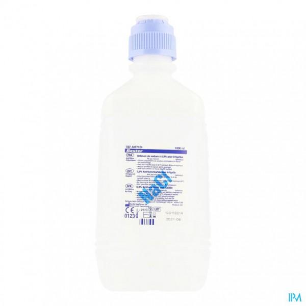Bx Viapack Nacl 0,9% Irrig.1000ml