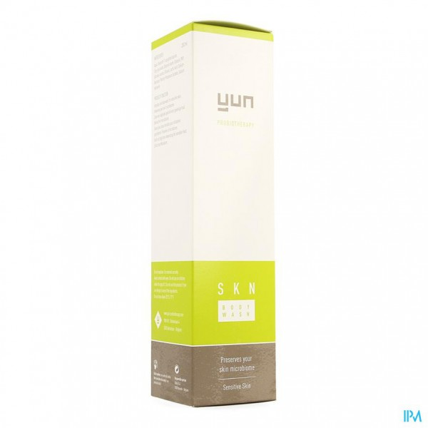 Yun Skn Body Wash 200ml