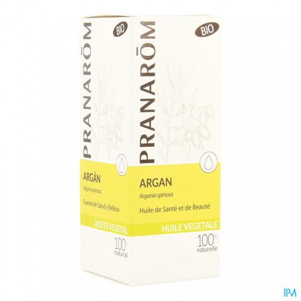 Argaan Bio Plant.olie 50ml Pranarom