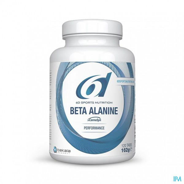 6d Sixd Beta Alanine Sustained Release Comp 120