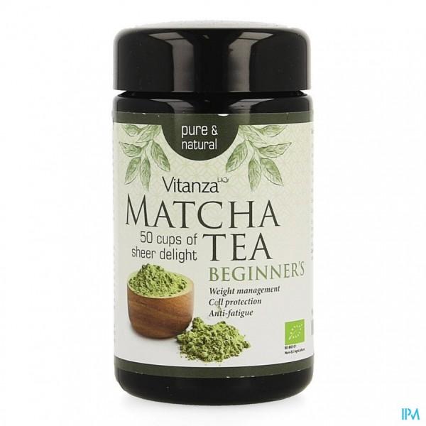 Vitanza Hq Beginner Matcha Tea Pdr 50g