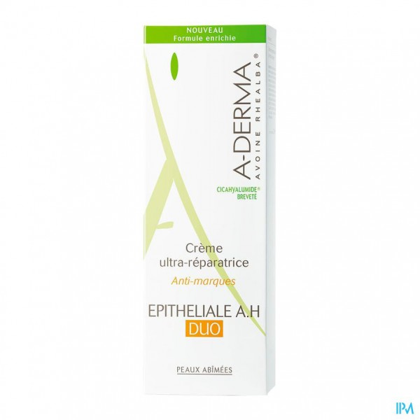 Aderma Epitheliale Ah Duo Cr Ultra Herstel. 100ml