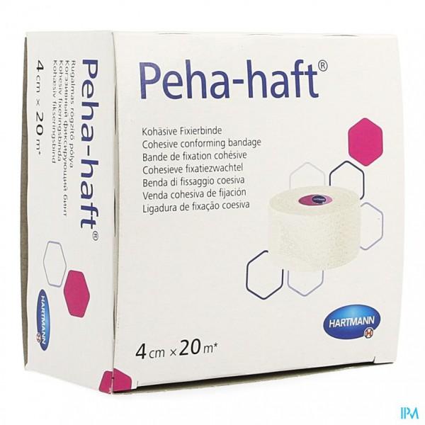 Peha-haft Latexfree 4cmx20m 1 P/s