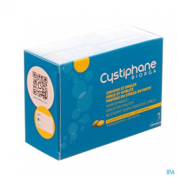 Cystiphane Biorga Comp 120