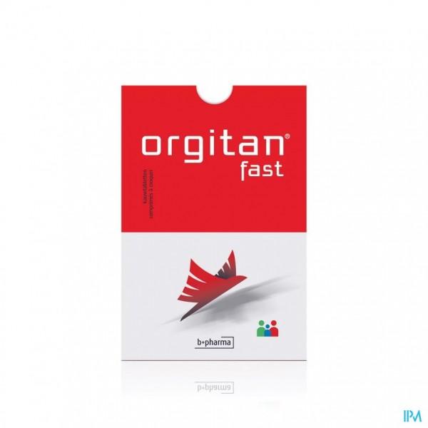 Orgitan Fast Sleeve Comp 6