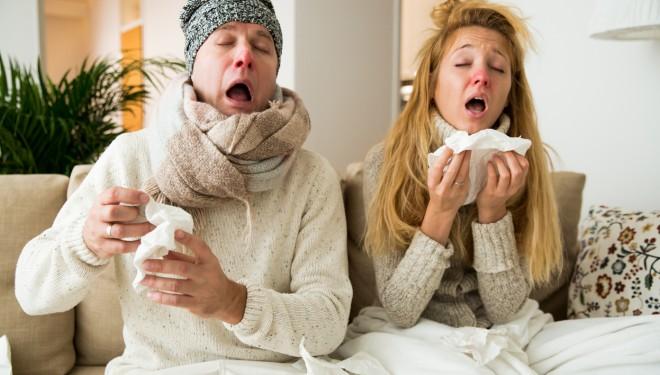 Bescherm je tegen griep.