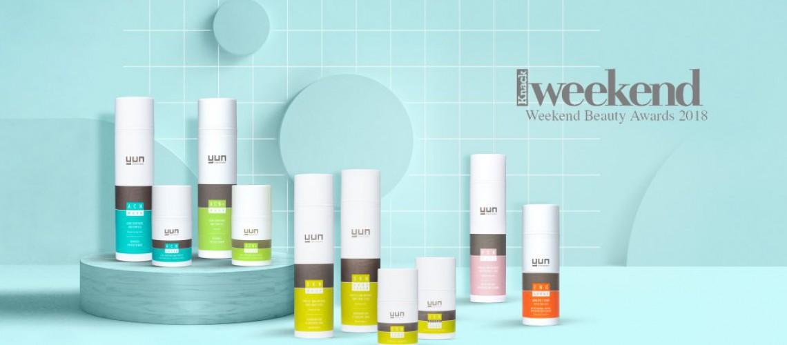 YUN - Innovatieve behandeling tegen acne symptomen