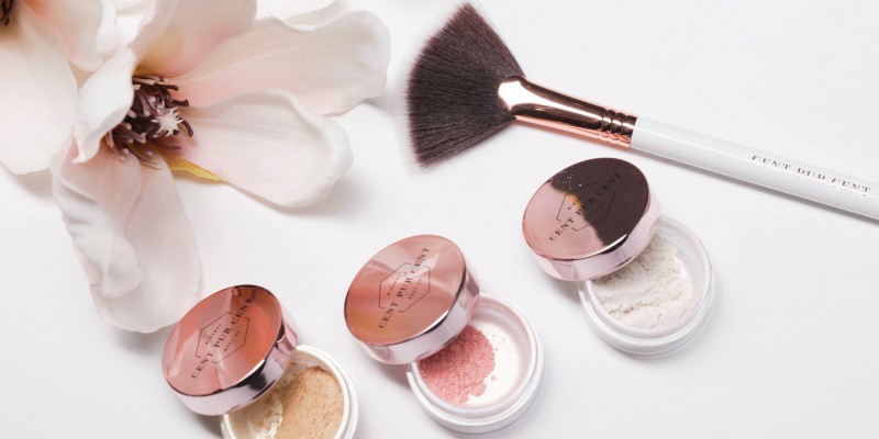 Cent pur Cent minerale make-up